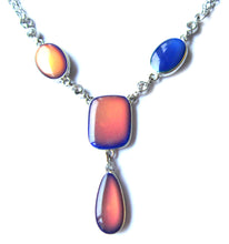 Load image into Gallery viewer, mood necklace with lots of moods