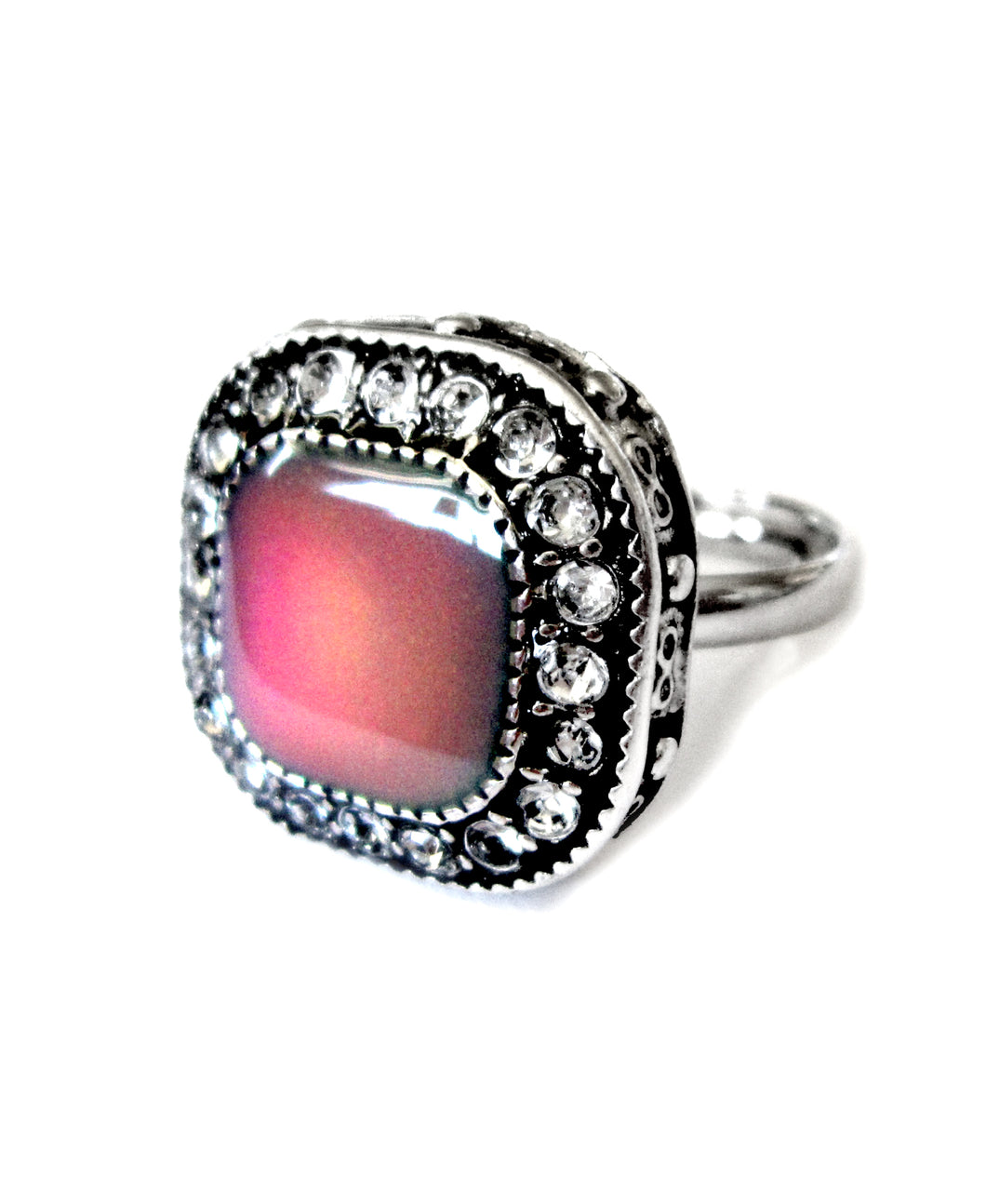 Ornate Mood Ring