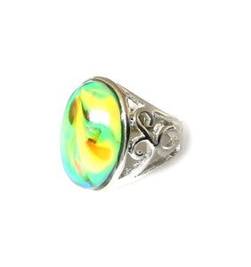 Rainbow Mood Ring