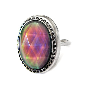 Oval Mood Ring