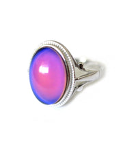 Load image into Gallery viewer, Sterling Silver Mood Ring