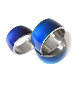 Stainless Steel Mood Ring