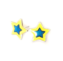 Load image into Gallery viewer, Star Mood Earrings