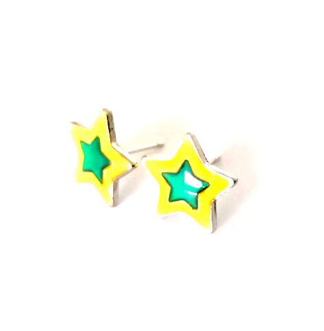 Star Mood Earrings