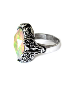 Embellished Mood Ring