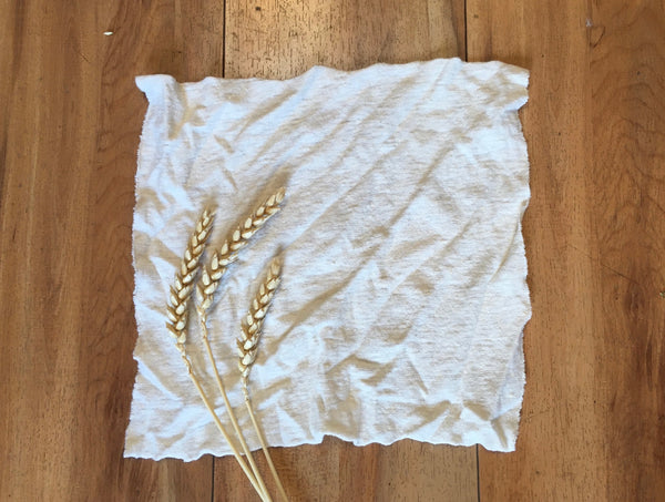 Hankie Pillow Hemp and Organic Cotton Reusable Tissue Pack