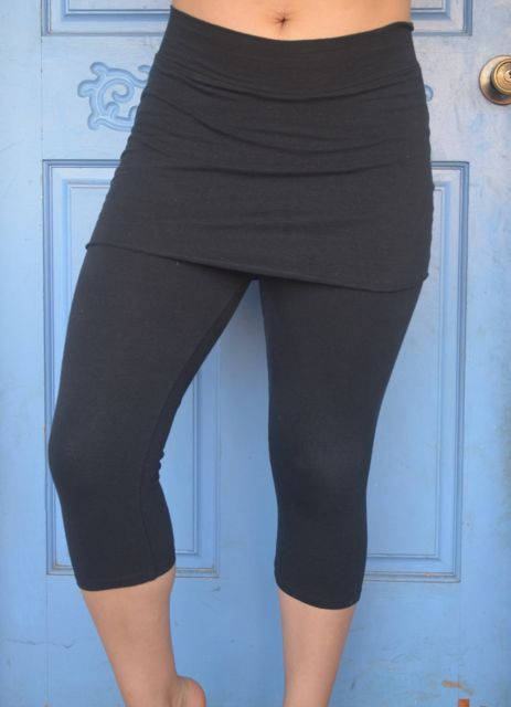 Lupine Capri Leggings