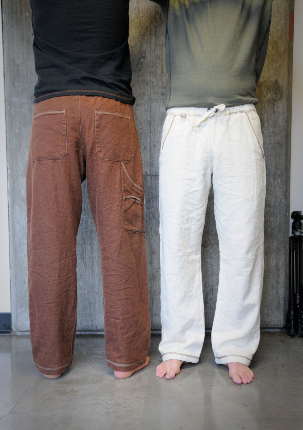 Evergreen Drawstring Pants
