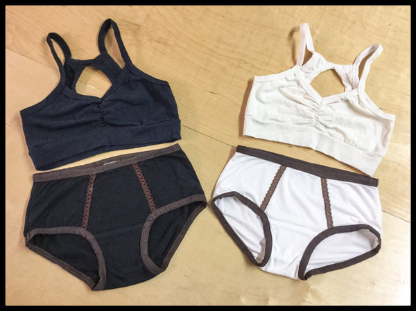 Hip Huggers and Cami Bra Package Deal