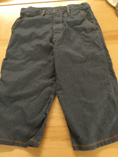 Alpine Three Quarter Pants
