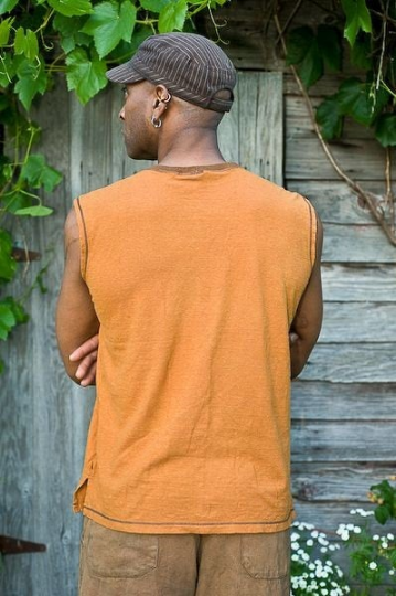 Men's Sleeveless Shirt
