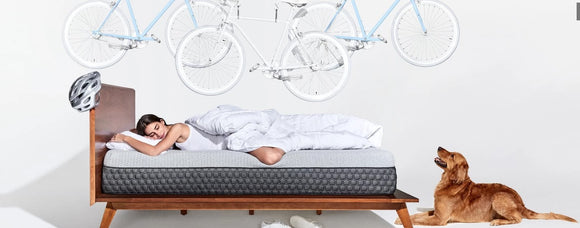 Rally Hybrid Mattress - National Sleep Store