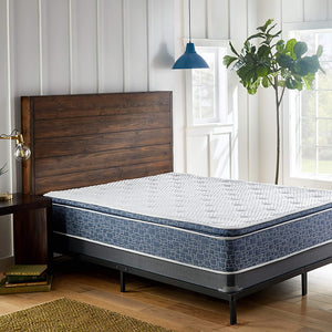 "American Bedding 8"" Hybrid Medium Firm - National Sleep Store"
