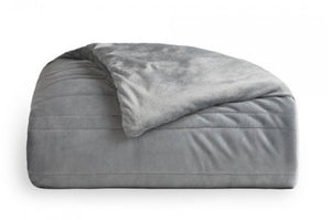 Anchor Weighted Blanket (Ash) - National Sleep Store