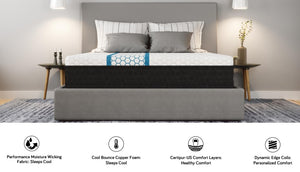 "Balance Copper Hybrid 11"" Mattress - National Sleep Store"