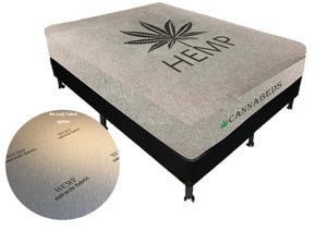 "CannaBeds Montego 10"" Plush - National Sleep Store"