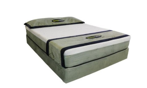 The Broadway Memory Foam & Latex Mattress - National Sleep Store