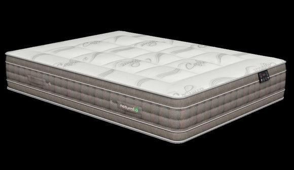 Naturalia Quietud The Lux Hybrid Mattress - National Sleep Store
