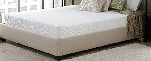 Sleepinc. Firm 5 Inch Gel Memory Foam Mattress - National Sleep Store
