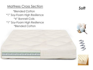 Stratus Futon Mattress - National Sleep Store
