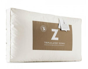 Malouf TripleLayer Down Pillow - National Sleep Store