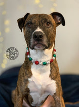Load image into Gallery viewer, Deck the Halls MINI [Small Dog/Cat Bead Collar]