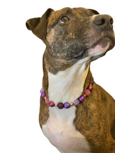 Load image into Gallery viewer, Berry Deluxe Glam Bead Collar