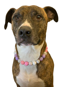 Princess Glitz Bead Collar