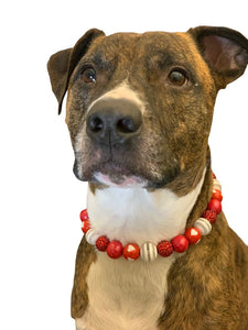 Valentine's Signature Bead Collar