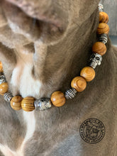 Load image into Gallery viewer, Boneyard Wooden Bead Collar