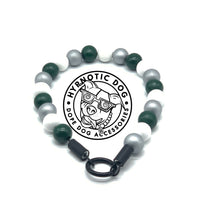 Load image into Gallery viewer, Philadelphia Eagles Colors MINI Wooden [Small Dog/Cat Bead Collar]