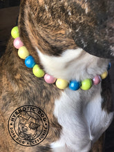 Load image into Gallery viewer, Candy Crush Ceramic Bead Collar