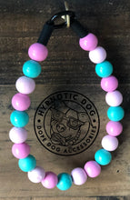 Load image into Gallery viewer, Cotton Candy Wooden Bead Collar