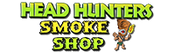 Head Hunters Smoke Shop Logo