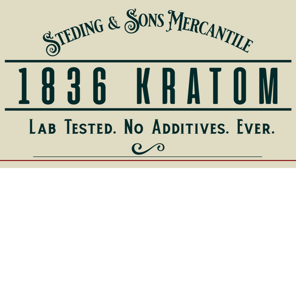 1836 Kratom Capsules - Head Hunters Smoke Shop