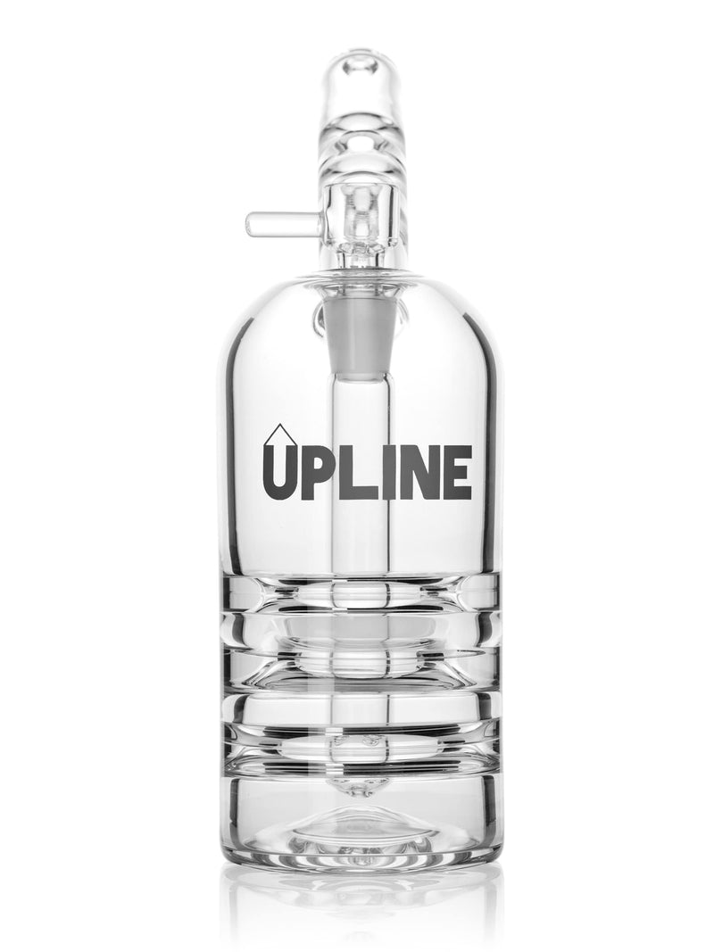 "9"" GRAV Labs Upline Upright Bubbler - Head Hunters Smoke Shop"