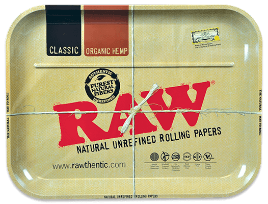 RAW Classic XXL Rolling Tray - Head Hunters Smoke Shop