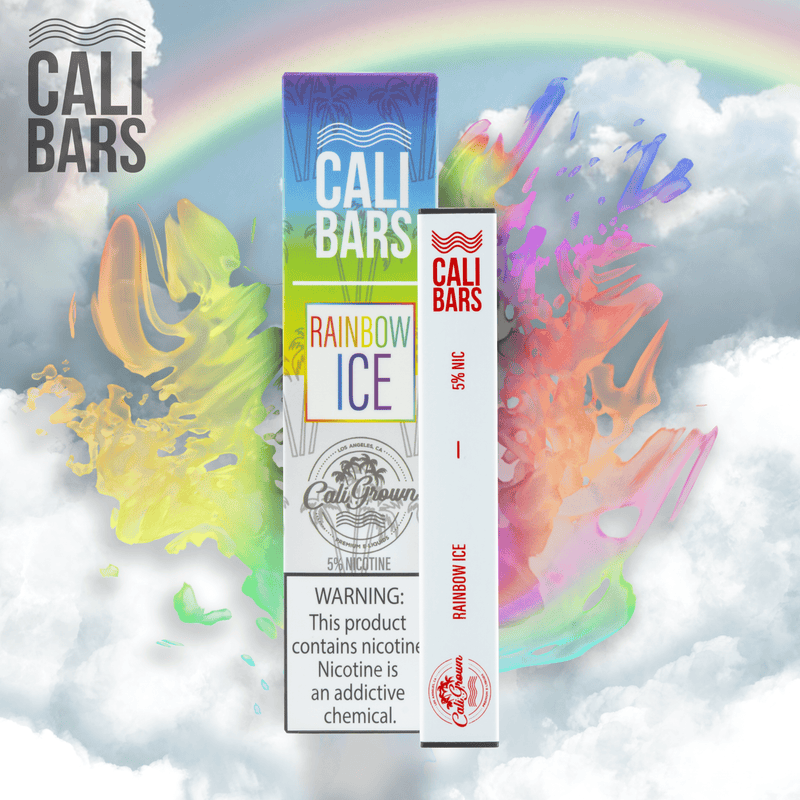 Cali Bars Disposable Vape - Head Hunters Smoke Shop