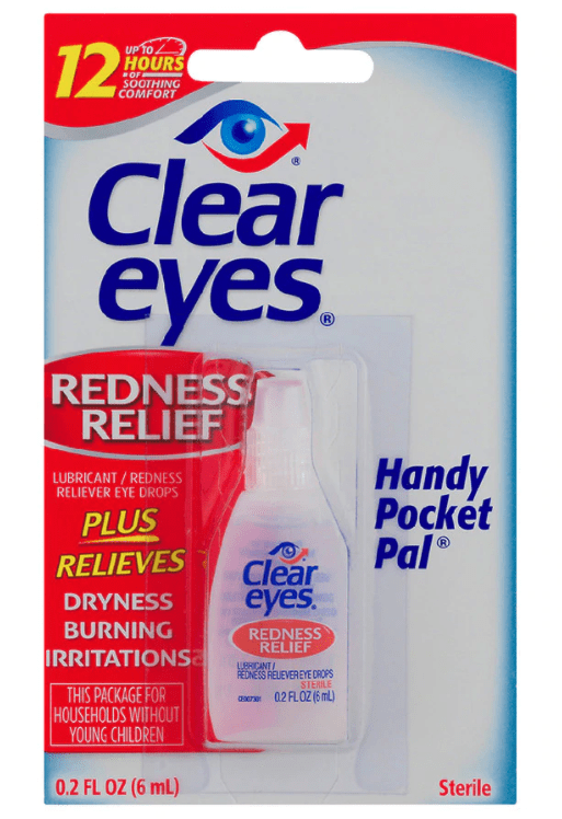 Clear Eyes Handy Pocket Pal - Head Hunters Smoke Shop