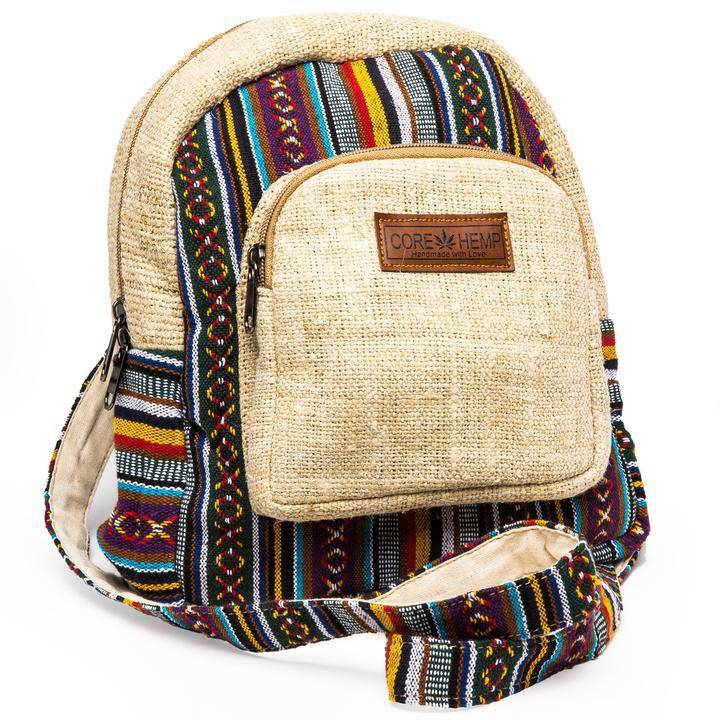 Core Hemp Backpack - Head Hunters Smoke Shop