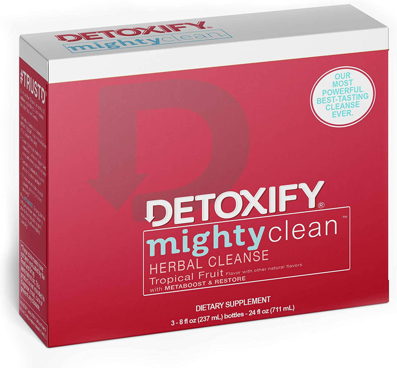 Detoxify Mighty Clean - Head Hunters Smoke Shop