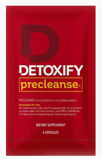 Detoxify PreCleanse - Head Hunters Smoke Shop