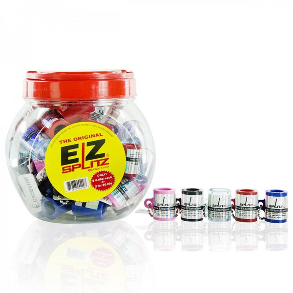 Ez Splitzer Tobacco Splitters - Head Hunters Smoke Shop