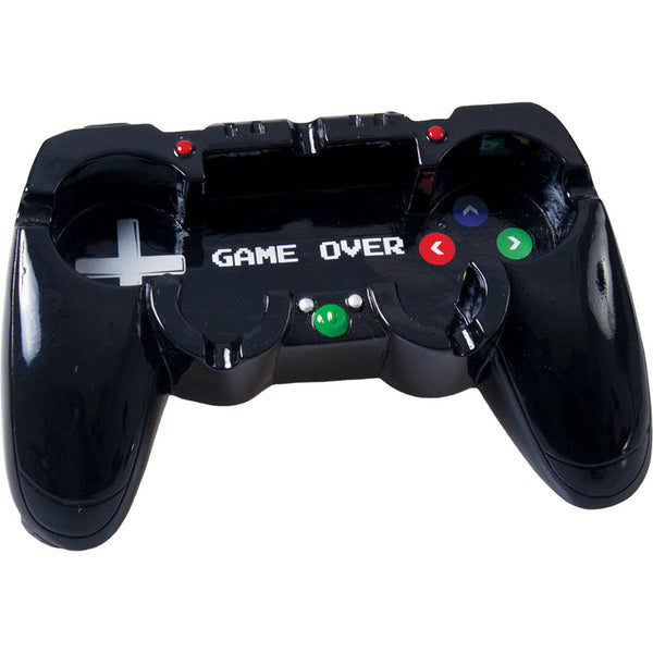 "Game Controller Shape Polyresin Ashtray - 7.75""x5"" - Head Hunters Smoke Shop"