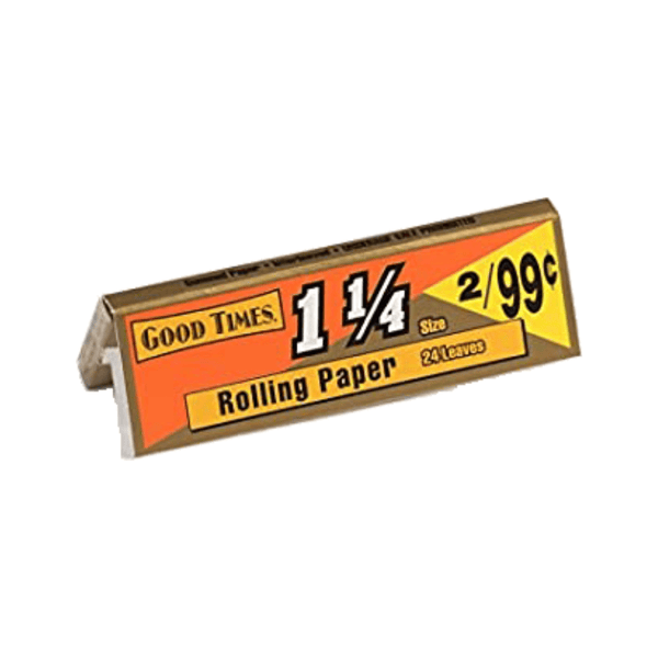 Good Times Rolling Papers - Head Hunters Smoke Shop