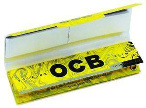 OCB Solaire Rolling Papers - Head Hunters Smoke Shop