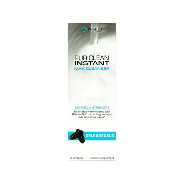 Puriclean Instant MAX Cleanser ReleaseGels - Head Hunters Smoke Shop