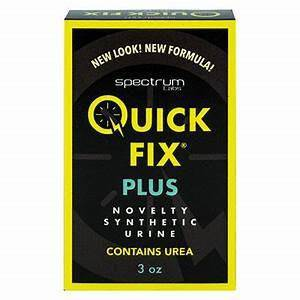 Quick Fix Plus Fetish Urine - Head Hunters Smoke Shop