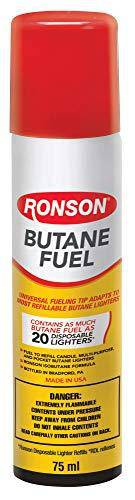 Ronson Multi-Fill Ultra Butane Fuel - Head Hunters Smoke Shop