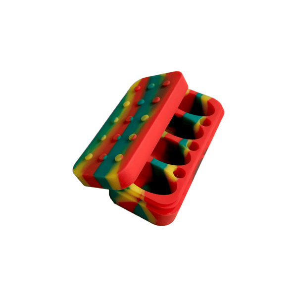 Silicone Lego Containers - Head Hunters Smoke Shop